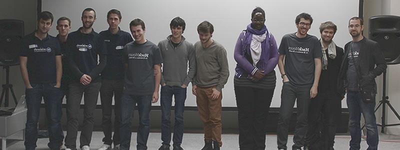 Vainqueurs Hackathon Rouen